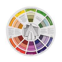 Tavolo da disegno della ruota dei colori della pittura di trucco per la pittura