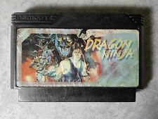 DRAGON NINJA - NINTENDO FAMICOM NES 8 BIT GIAPPONESE IMPORT NTSC-J JAP JP LOOSE