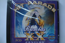 HIT PARADE XX Century - RUMBAS (2 CD in the set, 32 tracks, NEW, SEALED)