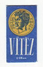 DIU VITEZ Safety Razor Double Edge vintage Blade shaving collectible