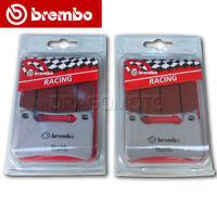 HONDA CBR 600 RR 2007 2008 Pastiglie freno BREMBO SC Anteriori