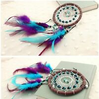 Dream Catcher Feathers Ornament For Home Wall Hanging Decoration Car Pendant