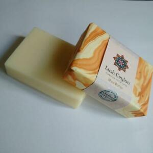Handmade Glycerin face and body Soap Shea Butter With Floral Fragrance Organic
