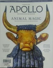 Apollo UK Jun 2017 Animal Magic Fantastic Beasts of Mesopotamia FREE SHIPPING sb