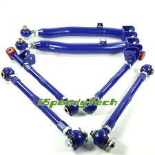 Rear Camber Control Links Trailing Arm for Subaru Impreza WRX STiEJ20 EJ25 Blue