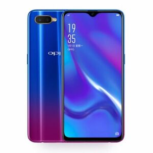 "OPPO RX17 Neo- Astral Blue -Dual- 6.4"" -128GB -4G-Unlocked -UK Stock & Warranty"