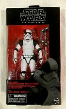 "STAR WARS Black Series 6"" FIRST ORDER STORMTROOPER EXECUTIONER Figure *RARE*"