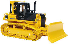 KOMATSU D61EX DOZER with METAL TRACKS  1:50 Scale by Universal Hobbies