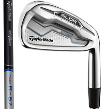 TaylorMade Iron Set Graphite Shaft Right-Handed Golf Clubs