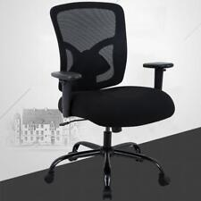 Big And Tall 400lb Office Chair Ergonomic Executive Desk Chair With Lumbar