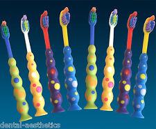 Niños cepillos de dientes (Conjunto 8) lechón Base Brochas Para los DIENTES,3