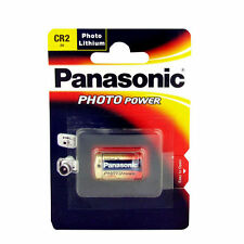 Panasonic CR-2 Photo Li-Ion Battery