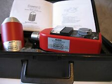 Sound Level Meter Amp Calibrator Permissible Quest Model 211a Fs Amp Ca 12