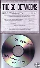 GO BETWEENS Here Comes a City TST PRESS PROMO CD Single