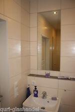 Spiegelglas 4mm klar im Zuschnitt,Spiegel,Badspiegel auf ihr Wunschmaß