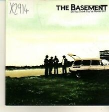 (CP438) The Basement, Do You Think You're Movin On? - 2004 DJ CD