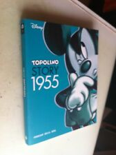 N° 7 topolino story 1955 allegato al corriere della sera