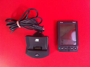 PALM III PDA HANDHELD ORGANIZER ACCESORIES CRADLE 3COM DOC PORT STYLUS PALM 3
