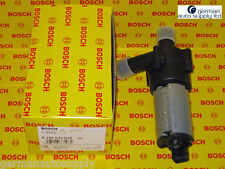 Audi - Volkswagen Auxiliary Electric Water Pump - BOSCH - 0392020039 - NEW OEM