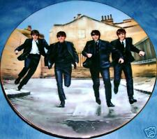 """Delphi Plate The Beatles """"A Hard Day's Night"""" Plate!"""