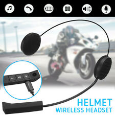 Motorrad Helm Bluetooth Headset Motorräder Intercom Gegensprechanlage Kopfhörer~