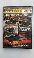 HORNBY RAIL MASTER R8144 PC MODEL RAILWAY CONTROL SYSTEM