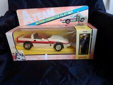 Vintage galoob a-team corvette face boxed rare b a baracus