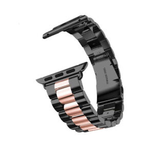 Metal Strap For Apple Watch Series 7 6 5 4 3 2 1 Stainless Steel iWatch Band