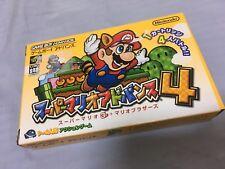 Game Boy Advance Gba Super Mario Adavance $ Japan