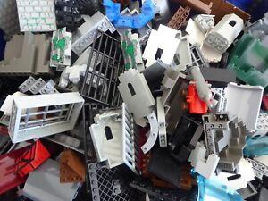 20 LEGO Burg Teile Mauer Zinne Felsen Piraten Western Ritter Sammlung Konvolut