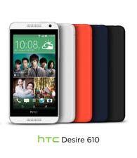 HTC DESIRE 610 Android Smartphone 8GB 4G LTE Black Blue White Unlocked Mobile