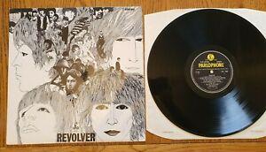 Beatles ~ Revolver ~ Original UK Stereo First Pressing - Superb Condition!