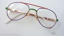 Tifous Kinderbrille Mädchenbrille lila rot grün Federbügel günstig neu size K