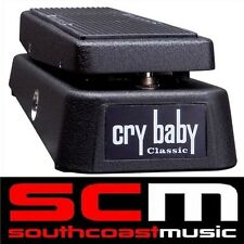 GCB95FL DUNLOP CRYBABY CLASSIC WAH FX PEDAL ELECTRIC GUITAR EFFECTS CRYBABY