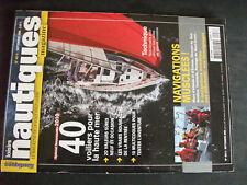 ** Loisirs Nautiques magazine n°453 6 lieux interdits aux débutants