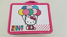 Hello Kitty by Sanrio Metal Lunch Box Tin Production Date 08/01/11