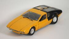 MANGUSTA 5000 GHIA CAR IN METAL. 576. M. POLYTOYS REFERENCE SCALE 1/25.