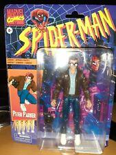 Marvel Legends Vintage Retro Figure Spider-Man Peter Parker cheapest on Ebay