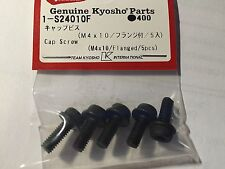 Kyosho Inferno MP9 GT2 NEO, 5 x MOUNT SCREWS FOR IF210-IF108, M4 x 10, 1-S24010F