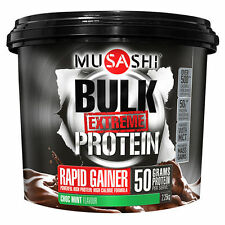 Musashi BULK Extreme Protein 2.25 kg - Choc Mint