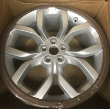 """4 X Land Rover DISCOVERY SPORT  19"""" Alloy Wheel LR067582 FK721007EB Silver 2017"""