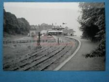 PHOTO  LAKESIDE RAILWAY STATION 1968  2 OF 2 VIEW LOOKING TOWARDS THE BUFFER STO