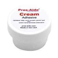 Professional Body Skin Glue Tattoo Pros-Aide Cream Special FX adhensive 1/2 oz