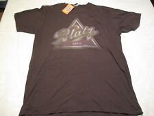 Pabst Brewing Blatz Beer 100% cotton tee t shirt Large L New