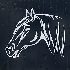 Horse Car Decal Vinyl Sticker For Bumper Panel Or Window Or Wall