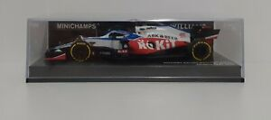 Model Car Scale 1:43 MINICHAMPS F1 Williams Mercedes Russell 2020 Static
