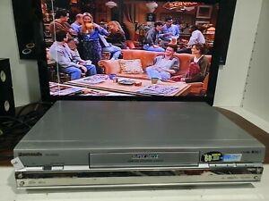 E1786 Panasonic NV-HS830 Super S-VHS VCR Video Plus Player Recorder Super Drive