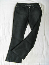 Replay Damen Jeans Denim Schlag W27/L32 low waist slim fit flare leg women