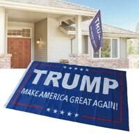 Trump 3x5 Foot Flag 2020 Make America Great Again Donald for President USA