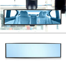 Blue Anti-Glare Rear View Flat Mirror Extension For Car Interior Accessories